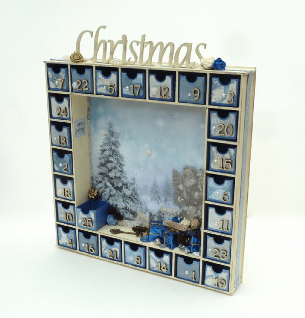 Square Advent Calendar